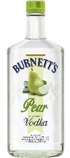 Burnett's Vodka Pear 750ml - Case of 12